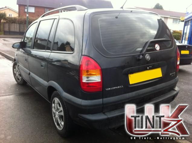 Nottingham UK Tintz Photo Gallery: Window Tinting